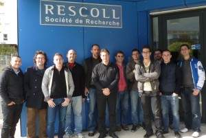 Formation collage EWF515 Rescoll