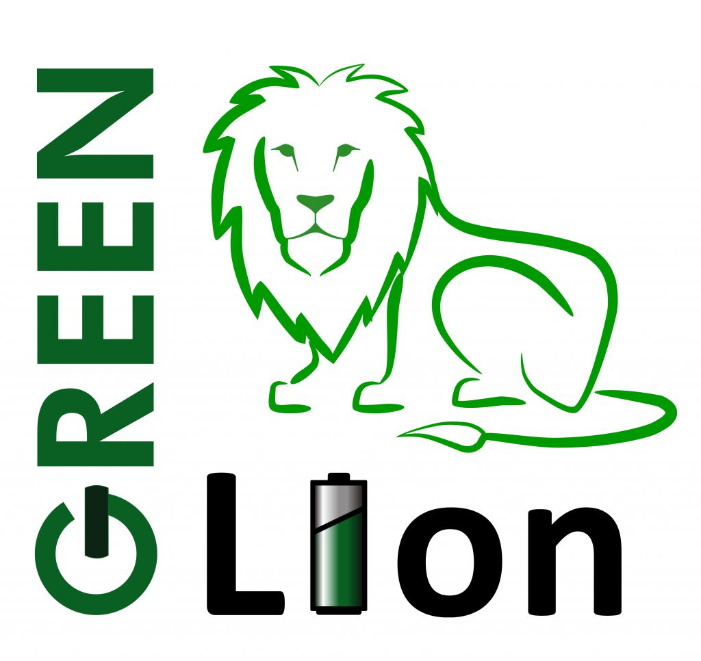 Logo GREENLION large