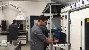 laboratoire feu Rescoll