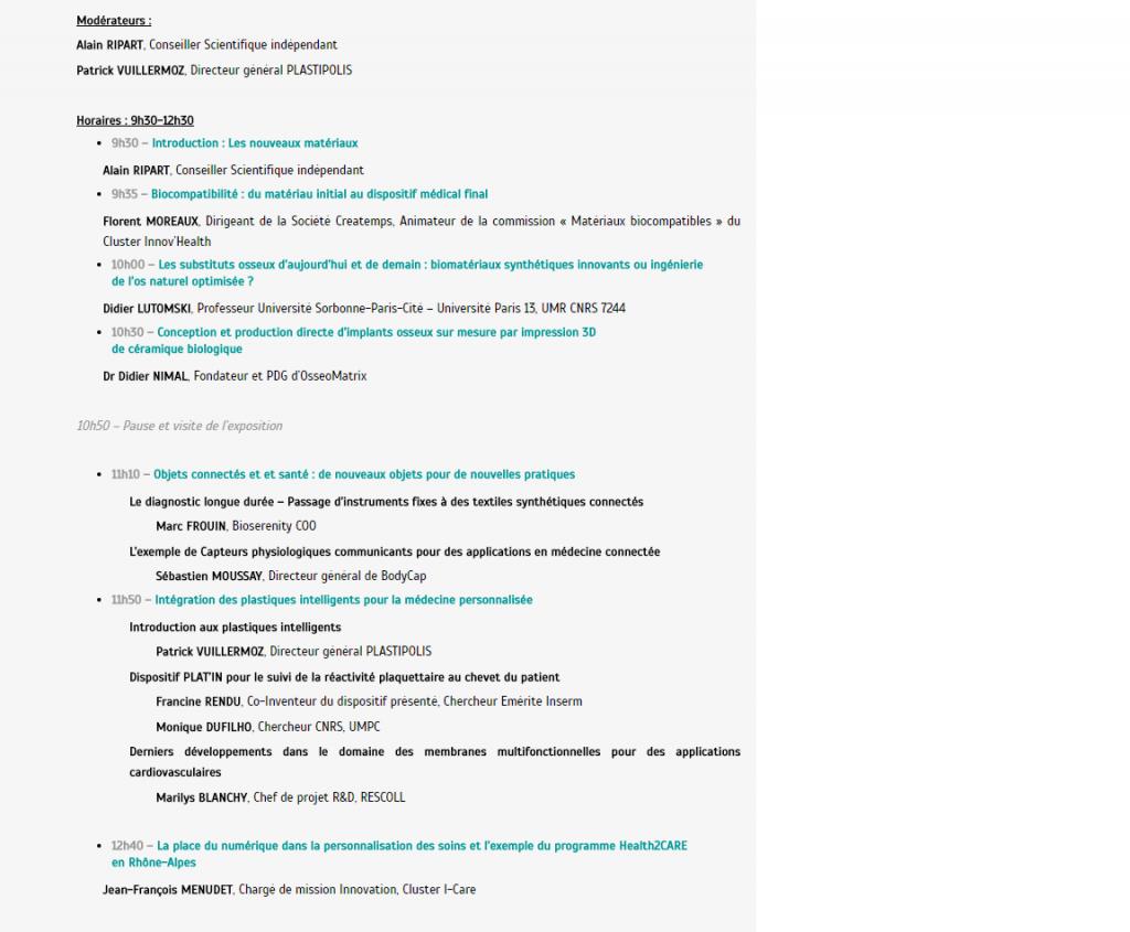 programme intermeditech